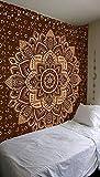 Simmia Home Multicolor Mandala Ombre Wandbehang Wandbehang/indische Boho psychedelische Hippie werfen Wandteppiche / / Elefant Wand Dekor/Yoga Mat Strandtuch Decke, 150x200cm