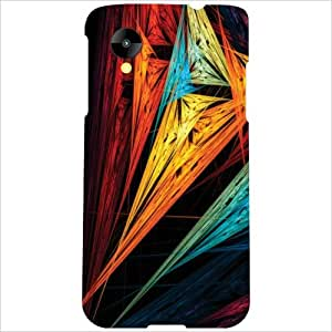 LG Nexus 5 LG-D821 Back Cover - Colors Designer Cases
