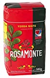 Yerba Mate Tea Rosamonte Industria Argentina Packaging 500g