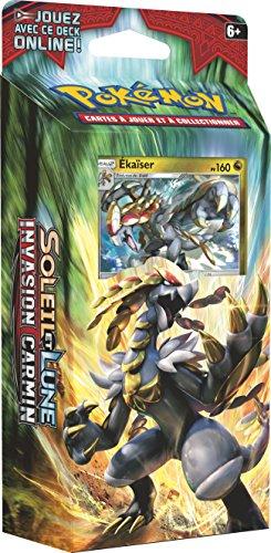 Ultra Pro  - POSoleil et Lune 401 - Starter Pokémon Soleil et Lune Invasion Carmin (Version Française)
