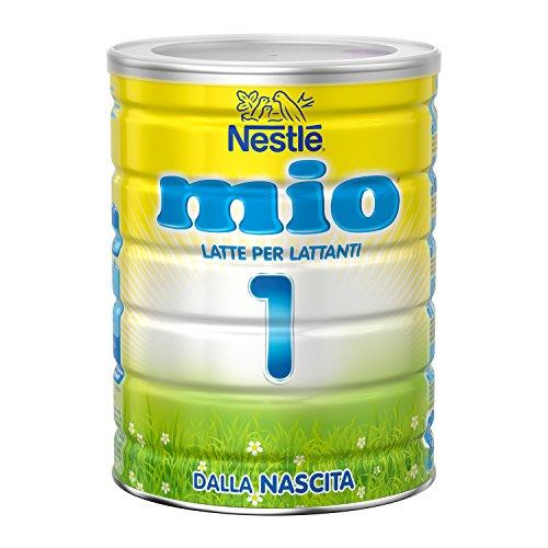 Nestlé mio 1 dalla nascita, latte per lattanti in polvere - 800 g