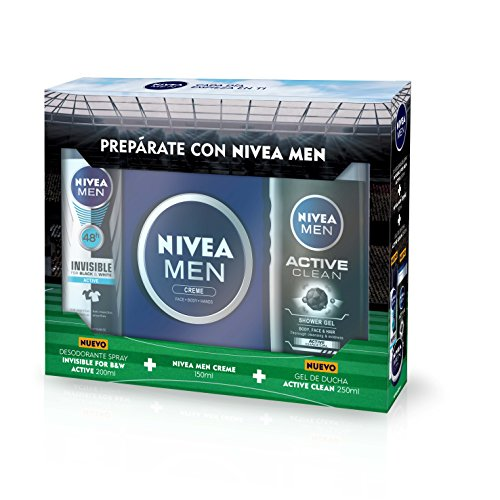 NIVEA MEN Estuche de regalo con set de 3