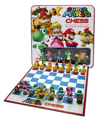TP0439 Universal Trends - Ajedrez con figuras de Super Mario de Universal Trends