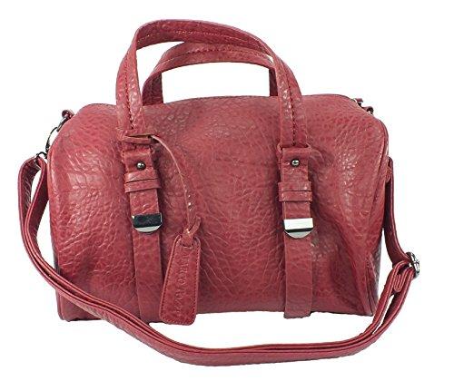 898 Marco Tozzi TREND Handtasche Tasche schwarz, rot oder braun Rot