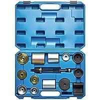 KRAFTPLUS® K.202-1001 Juego de extractor de silentblock y rótula para BMW - 14 piezas
