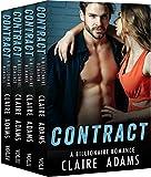 Contract - The Complete Series Box Set (An Alpha Billionaire Romance Love Story) (A Sports Romance)