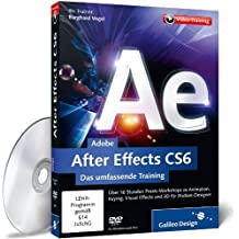 Adobe After Effects Cs6 by Burghard Vogel (2012-06-01)