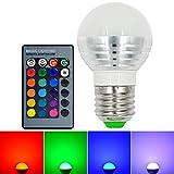 MENGS® E27 3W LED RGB Licht Birne SMD LEDs LED