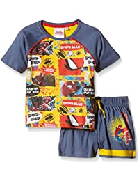 Marvel The Ultimate Spider - Conjunto de ropa Niñas