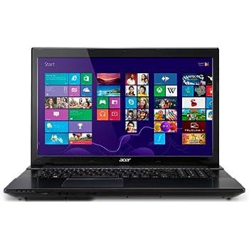 Acer Aspire V3-772G 17.3-inch Notebook (Black) - (Intel Core i7 4702MQ 2.2GHz Processor, 16GB RAM, 1TB HDD, Blu-ray, LAN, WLAN, BT, Webcam, Nvidia Graphics, Windows 8)