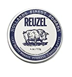 4 Ounce : Reuzel Clay Matte Pomade 4oz