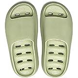 DRUNKEN Slipper For Men's and Women's Flip Flops Massage Fashion Slides Open Toe Non Slip