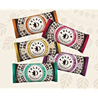 Pulsin Protein Snack Bars Range Mixed Case | 20 x 50g Bars |Orange, Vanilla, Peanut, Maple & Mint