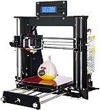Win-Tinten 2018 DIY 3D Drucker Hohe Genauigkeit Komplettpaket 3D Drucker Printer with 1.75mm ABS/ PLA (DIY)