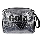 Borsa GOLA Redford Glitter Dust - ZCUB926BJ - 36x27 - Black/Silver