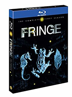 Fringe - Season 1 [Blu-ray] [2009] (B00275FV9Q) | Amazon price tracker / tracking, Amazon price history charts, Amazon price watches, Amazon price drop alerts