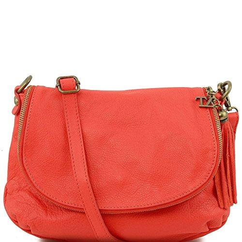 tuscany-leather-tl-bag-sac-bandouliere-besace-en-cuir-souple-avec-pompon-corail-tl141223-105
