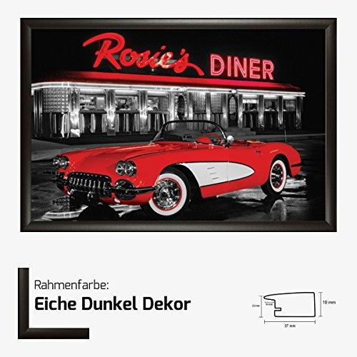 Wandbild Diner 90