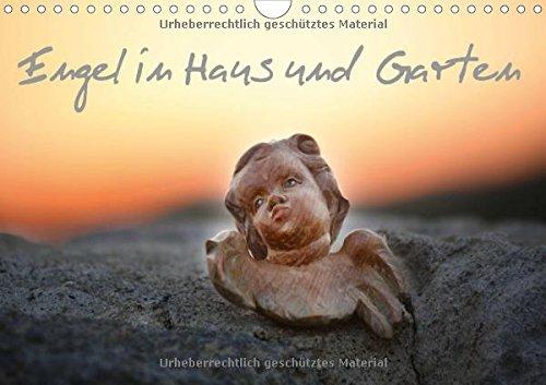 Engel in Haus und Garten (Wandkalender 2015 DIN A4 quer): Engel begleiten Sie durch das Jahr. Liebevoll inszeniert die Fotografin Sophie Tiller die Haus und Garten. (Monatskalender, 14 Seiten) -