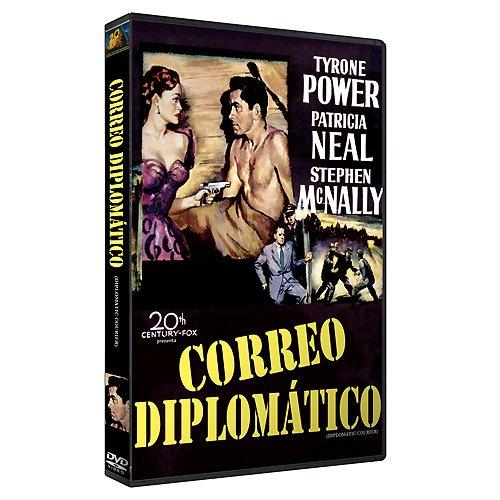 Correo diplomático (1952) [Spanien Import]