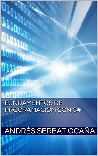 Portada del libro Fundamentos de Programación con C#