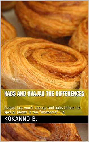 Kabs and Ovajab The Differences: Ovajab just won't usato  Spedito ovunque in Italia