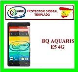 PROTECTOR DE PANTALLA CRISTAL TEMPLADO PARA BQ Aquaris E5