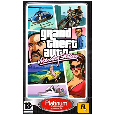 GTA Vice City Stories - édition platinum [Importación francesa]