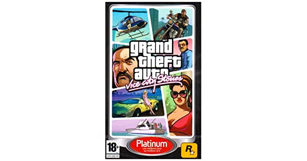 Third Party GTA : Vice City stories platinum Occasion