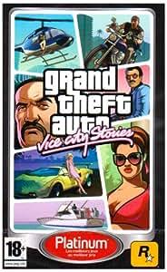 GTA : Vice City stories - platinum