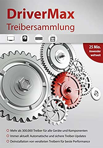 DriverMax - Universal Treiber Software für Windows 10-8-7-Vista-XP
