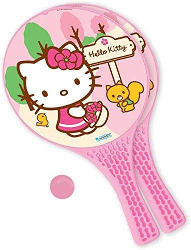 Mondo 15891 - Racchetta Hello Kitty Summer + Pallina