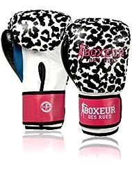 Boxeur des Rues Fight Activewear Gants de boxe