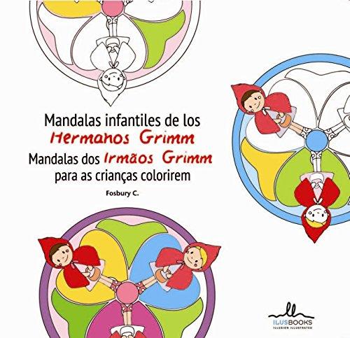 Mandalas Infantiles Cuentos de los Hnos GRiMM por Fosbury C.