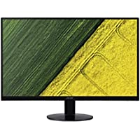 "Acer Monitor SA0 SA220Qbid - IPS Panel 21,5"", 16:9, 1920x1080 Full HD, 250 cd/m2, 4 ms, VGA + DVI + HDMI(1.4), Nero"