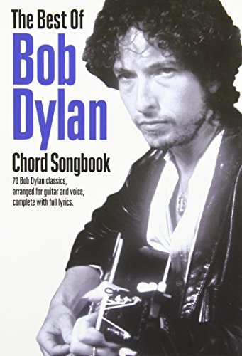 Preisvergleich Produktbild The Best of Bob Dylan Chord Songbook (Guitar Chord Songbook) by Bob Dylan (2010-04-01)