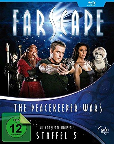 Bild von Farscape - Staffel 5 - The Peacekeeper Wars [Blu-ray]