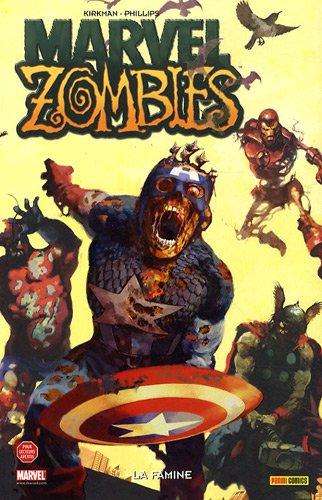 Best Of - Marvel Zombies, Tome 1 : La famine