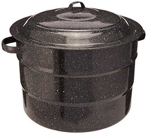 Granite Ware 0718-1 Enamel-on-Steel Canning Kit, 9-Piece by Granite Ware