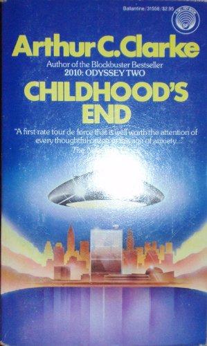 Childhoods End par Arthur Clarke