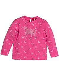 Salt & Pepper Horses Allover, Sweatshirts Fille