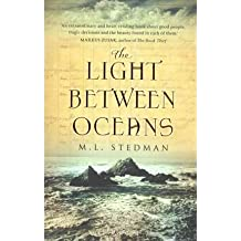 [ THE LIGHT BETWEEN OCEANS BY STEDMAN, M. L.](AUTHOR)HARDBACK