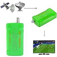 GTMEDIA OFICIAL V8 Satélite Finder BT03 Buscador de satélites Dispositivo de medición de señal de TV DVB-S2 Localizador, Ajuste de la antena parabólica para un posicionamiento óptimo, Conexión Bluetooth para Android / iOS App