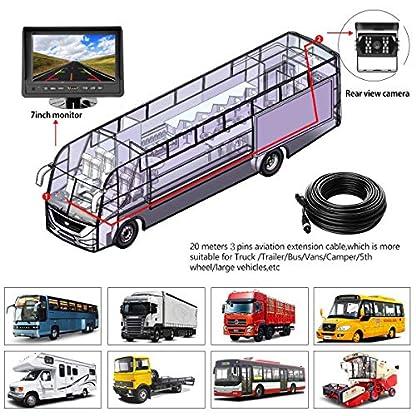 Rckfahrkamera-Kit-7-Zoll-LCD-Rckfahrkamera-mit-wasserdichter-IP68-Nachtsicht-Rckfahrkamera-fr-LKW-Wohnmobile-Anhnger-Busse-Harveste-Pickups-Wohnmobile-und-Kleintransporter