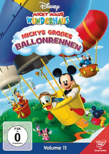 Vol.11 - Mickys großes Ballonrennen