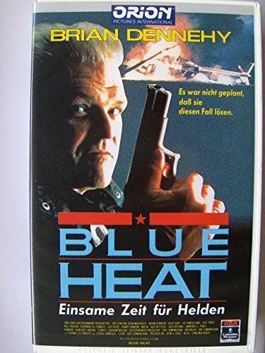 Blue Heat - Einsame Zeit für Helden [VHS]