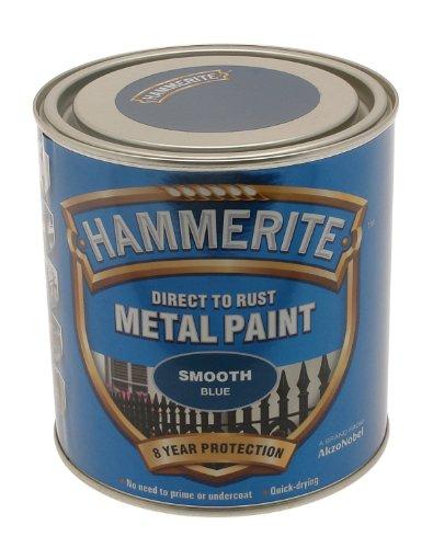 hammerite-ham6722401-250ml-metal-paint-smooth-blue