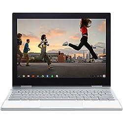 "Google - Pixelbook 12.3"" Touchscreen Chromebook - Intel Core i5 - 8GB Memory - 128GB Solid State Drive - Silver"