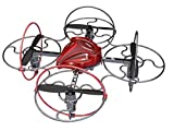 Silverlit Space Comet 4-Channel Radio Control Quadrocopter with Gyro and 4-Axis Flip Facility by Silverlit