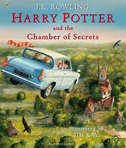 Price comparison product image Harry Potter and the Chamber of Secrets: Illustrated Edition (Harry Potter Illustrated Editi)